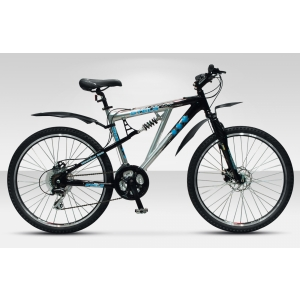 Велосипед двухподвес Stels VOYAGER (2013)
