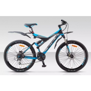 Двухподвес велосипед Stels Navigator D (2016)
