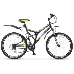 Двухподвес велосипед Stels Challenger V (2016)