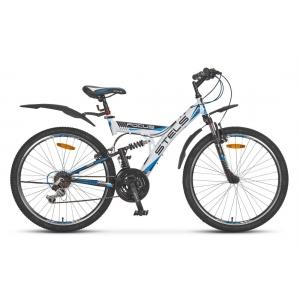 Двухподвес велосипед Stels Focus V 18sp (2016)