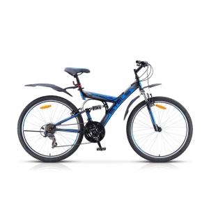 Двухподвес велосипед Stels Focus V 21sp (2016)