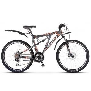 Двухподвес велосипед Stels Voyager MD (2016)