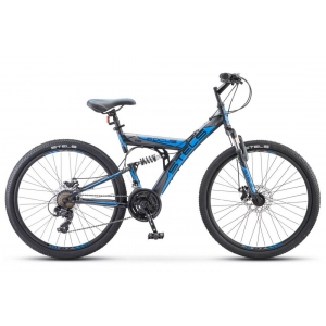 Двухподвес велосипед Stels Focus MD 26 21-sp (2018)