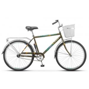 Дорожный велосипед Stels Navigator 210 Gent (2018)