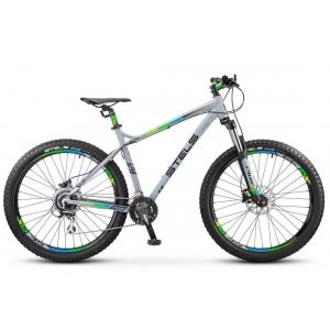 Горный велосипед Stels Navigator 670 D 27.5+ (2018)