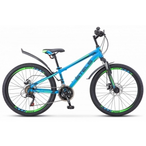 Подростковый велосипед Stels Navigator 400 MD 24 (2018)