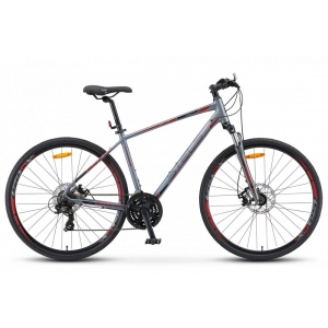 Дорожный велосипед Stels Cross 130 MD Gent V010 (2019)