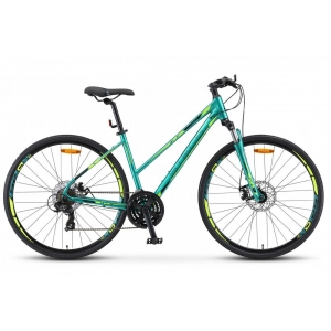 Дорожный велосипед Stels Cross 130 MD Lady V010 (2019)