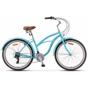 Круизер велосипед Stels Navigator 150 Lady 21 sp (2020)