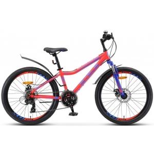 Подростковый велосипед Stels Navigator 410 MD 24 (2020)