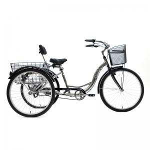 Stels Energy III (2011) трехколесные грузовые велосипеды