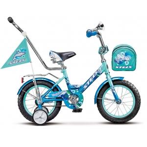 Детский велосипед Stels Dolphin 14 (2017)