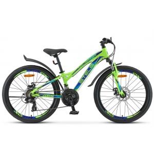 Подростковый велосипед Stels Navigator 465 md 24 (2021)