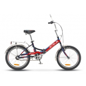 Складной велосипед Stels Pilot 430 20 (2017)