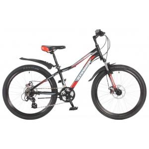 Подростковый велосипед Stinger Boxxer D 2.0 24 (2017)