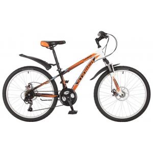 Подростковый велосипед Stinger Caiman D 24 (2017)