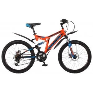 Подростковый велосипед Stinger Highlander 100D 24 (2017)