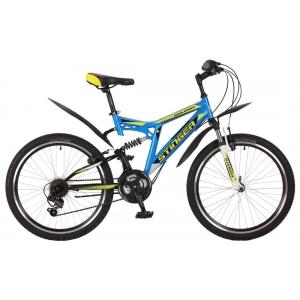 Подростковый велосипед Stinger Highlander 100V 24 (2017)