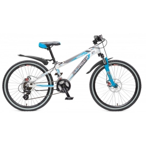 Подростковый велосипед Stinger Magnet JR 24 (2017)