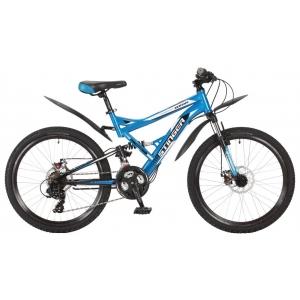 Подростковый велосипед Stinger Versus D 24 (2017)