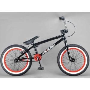 Велосипед BMX Mafiabikes BB Kush Black (2018)
