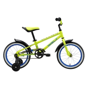 Детский велосипед Welt Dingo 16(2018)