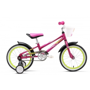 Детский велосипед Welt Pony 16 (2017)