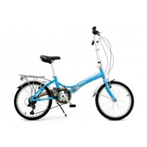Складной велосипед Wind Shine 20 6-spd (2019)