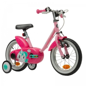 Детский велосипед B'twin 500 UNICORN 14 (2019)