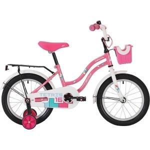 Детский велосипед Novatrack Tetris 14 (2020)