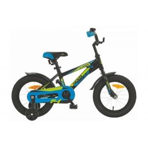 Детский велосипед Novatrack Lumen 14 (2019)