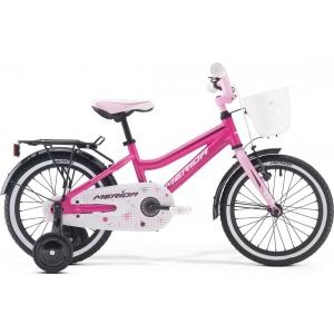 Детский велосипед Merida Bella J16 (2017)