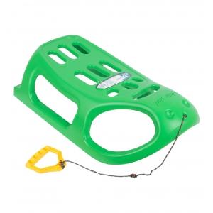 Санки Prosperplast Little Seal цвет зеленый