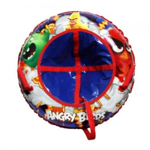 Тюбинг 1TOY Angry Birds