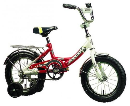 Велосипед Atom Zebra 14 (2008)