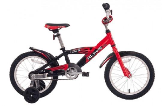 Велосипед Alpine Bike 100S (2013)