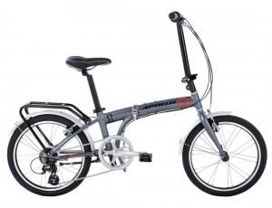 Велосипед складной Apollo Stowaway 20 (2016)