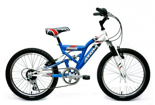 Велосипед Atom Kangaroo 20 Full susp (2008)