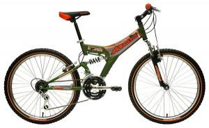 Велосипед Atom 24 Matrix 240 DH (2008)