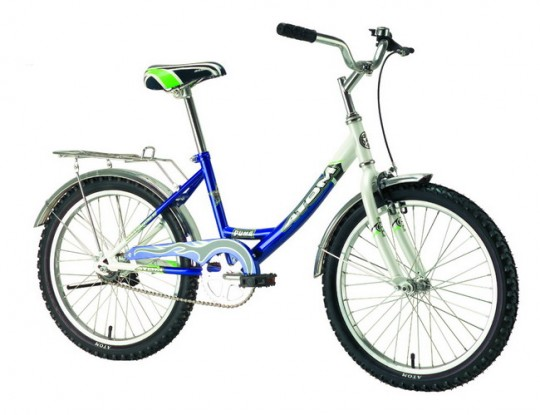 Велосипед Atom Puma 20 (2008)
