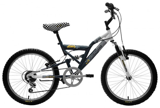 Велосипед Atom Kangaroo 20 Full susp (2009)