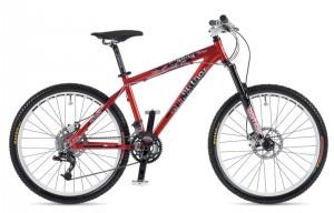 Велосипед Author A-Gang 9 mm (2009)