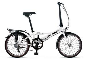 Складные велосипеды Author
