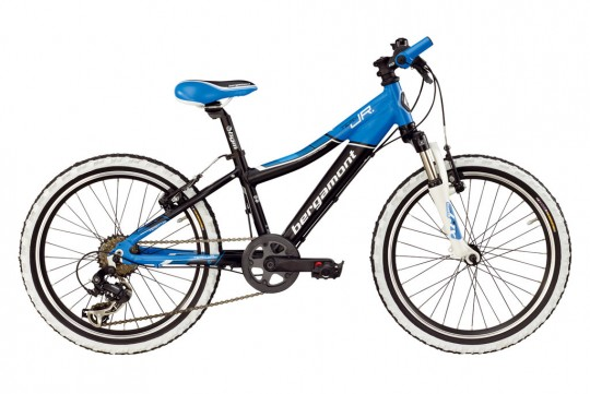 Детский велосипед Bergamont Team Junior 20 (2012)