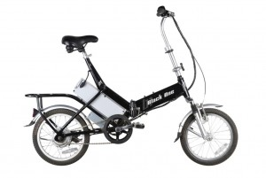 Электровелосипеды Black One