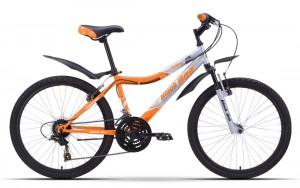 Велосипед подростковый Black One Ice (2014)