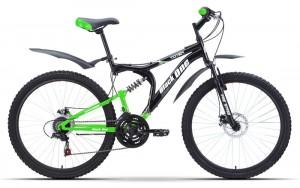 Двухподвес велосипед Black One Totem (2014)