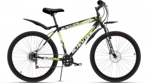 Горные велосипеды Black One