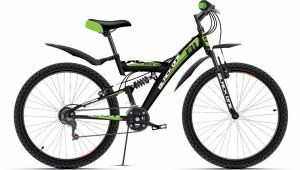 Велосипед подростковый Black One Rock (2016)
