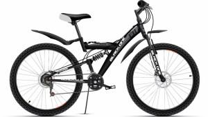 Велосипед подростковый Black One Rock Disc (2016)